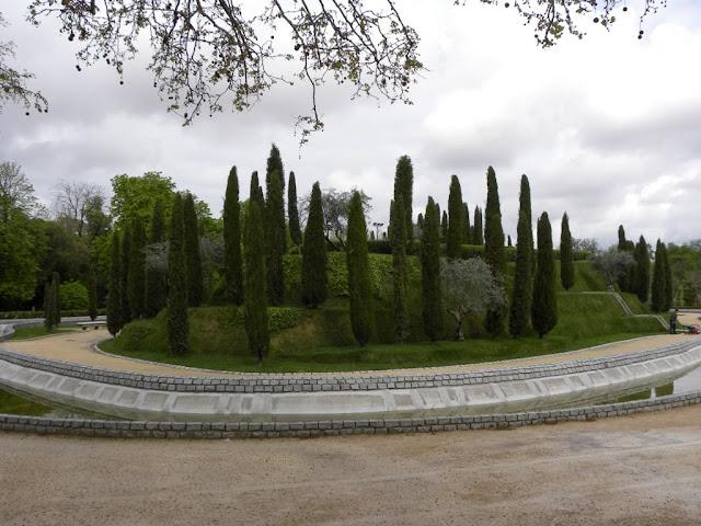 Retiro Park Madrid Demuinck Pardon