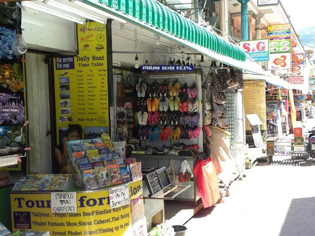 Patong Phuket Shopping