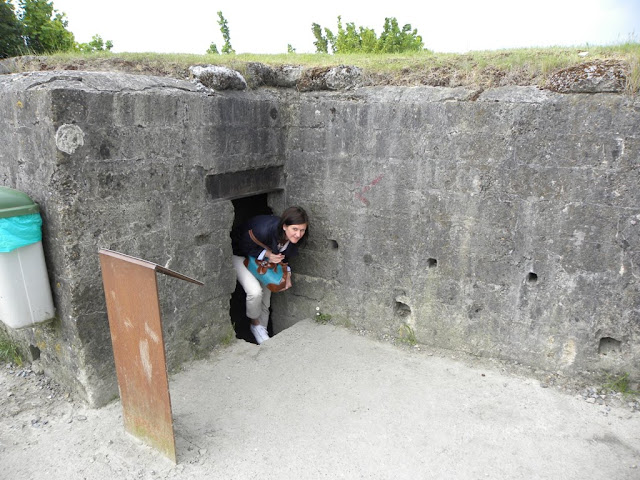 Trench of death, Diksmuide (Dodengang)