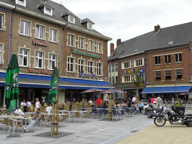 Grand Place Nivelles