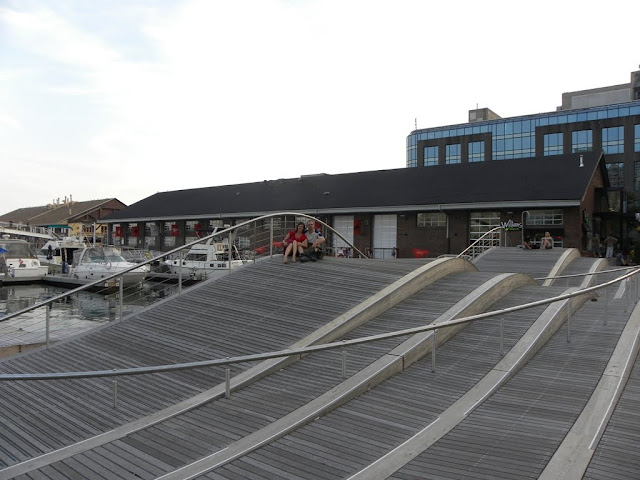 Harbourfront and Lake Ontario Toronto