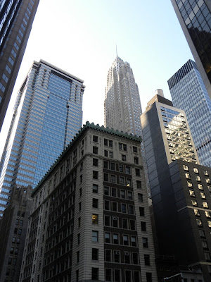 Skyscrapers New York