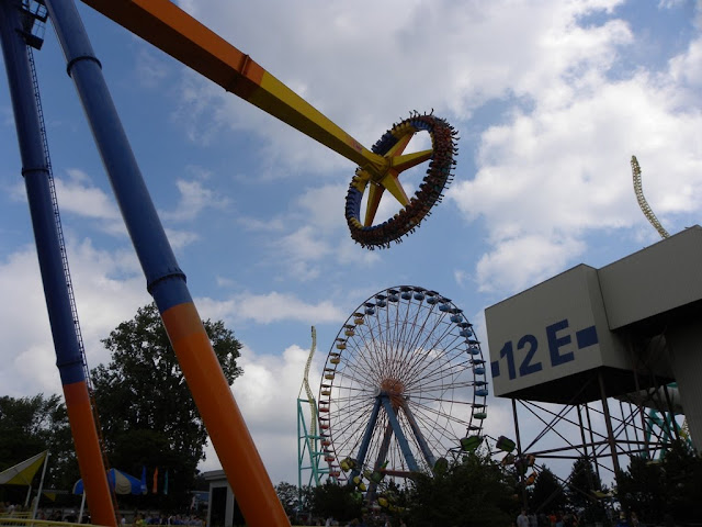 Maxair Cedar Point