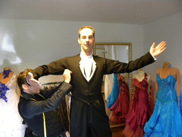 Very Zofcin Tail Suit Frankfurt
