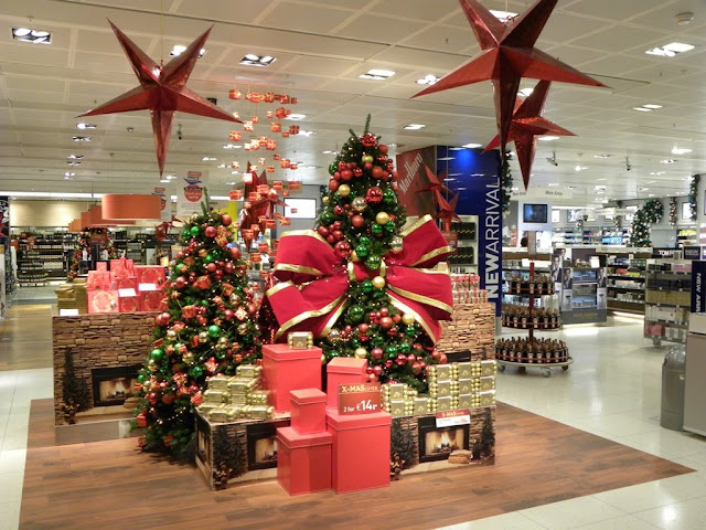 Christmas at Schiphol Amsterdam