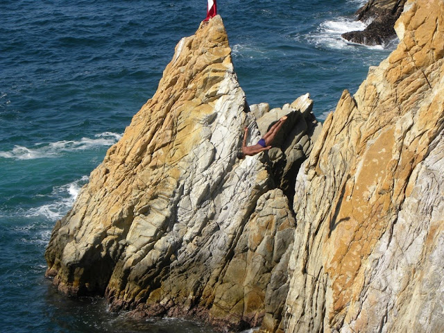 Cliff Divers Acapulco