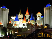 Staying in a fairytale castle, Excalibur Hotel, Las Vegas (excalibur )