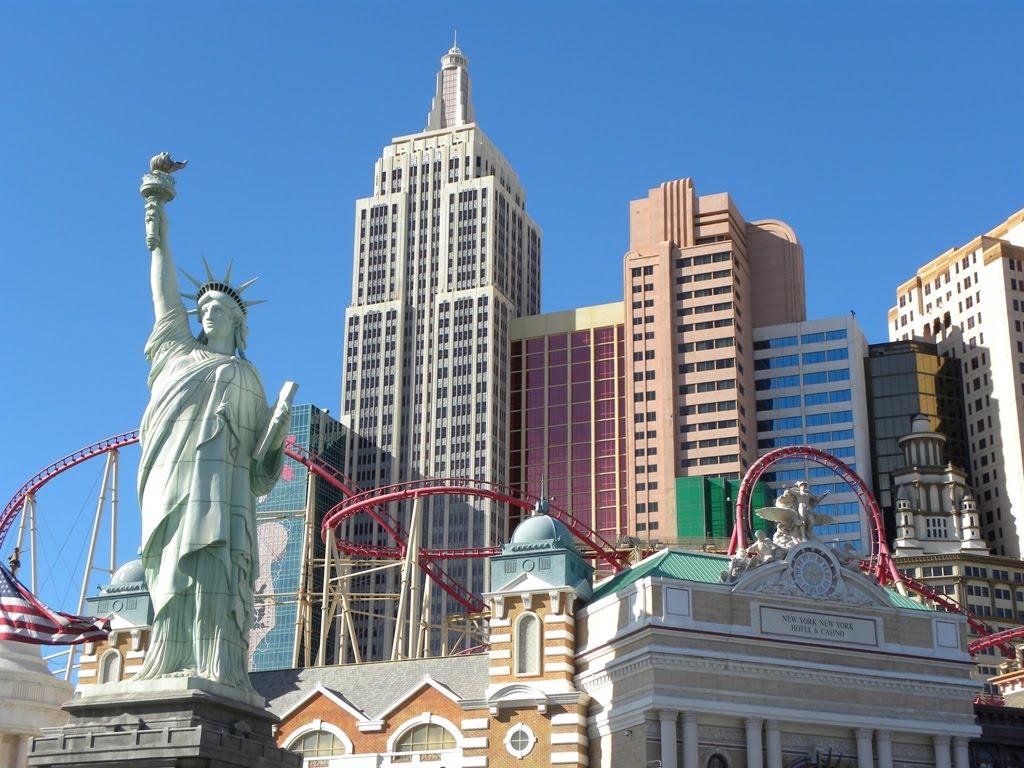 Newyork newyork casino parking