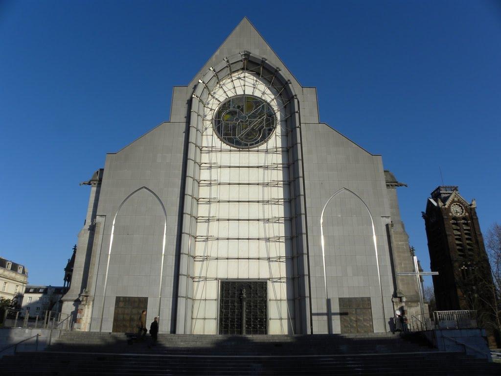 Travellings of love basilica de notre dame de la treille lille - Lille notre dame de la treille ...
