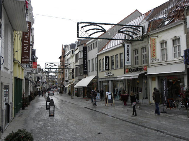 Shopping in Kortrijk