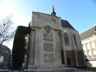 Place Rihour Lille