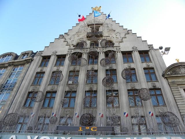 Place General de Guale Lille Theatre du Nord