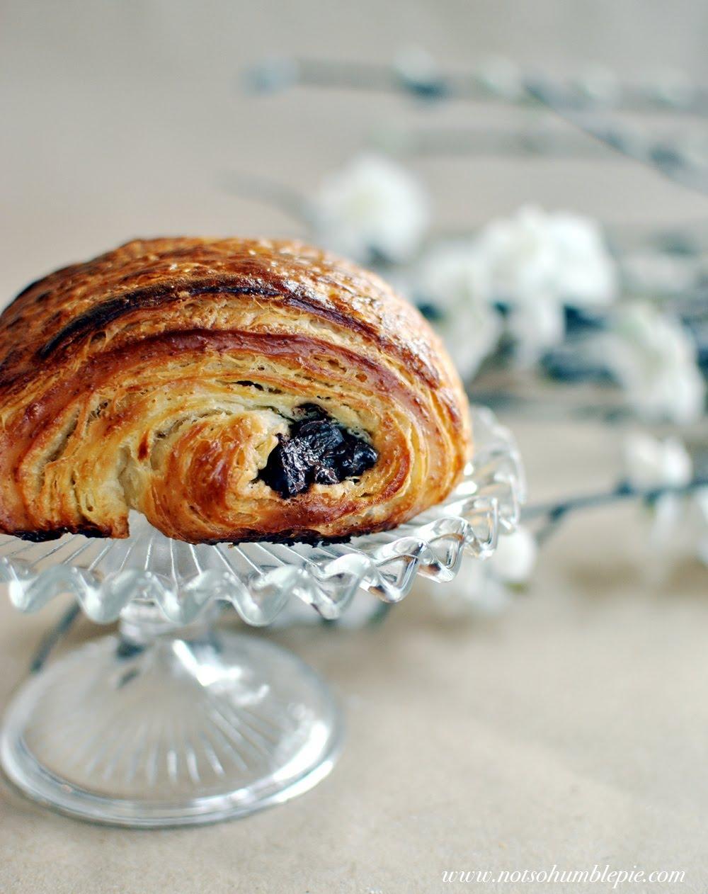 Not So Humble Pie: Croissants: Part Two