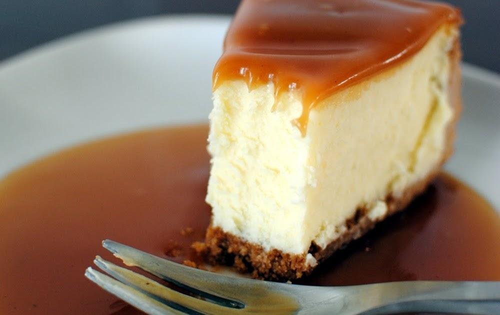 Not So Humble Pie White Chocolate Caramel Cheesecake