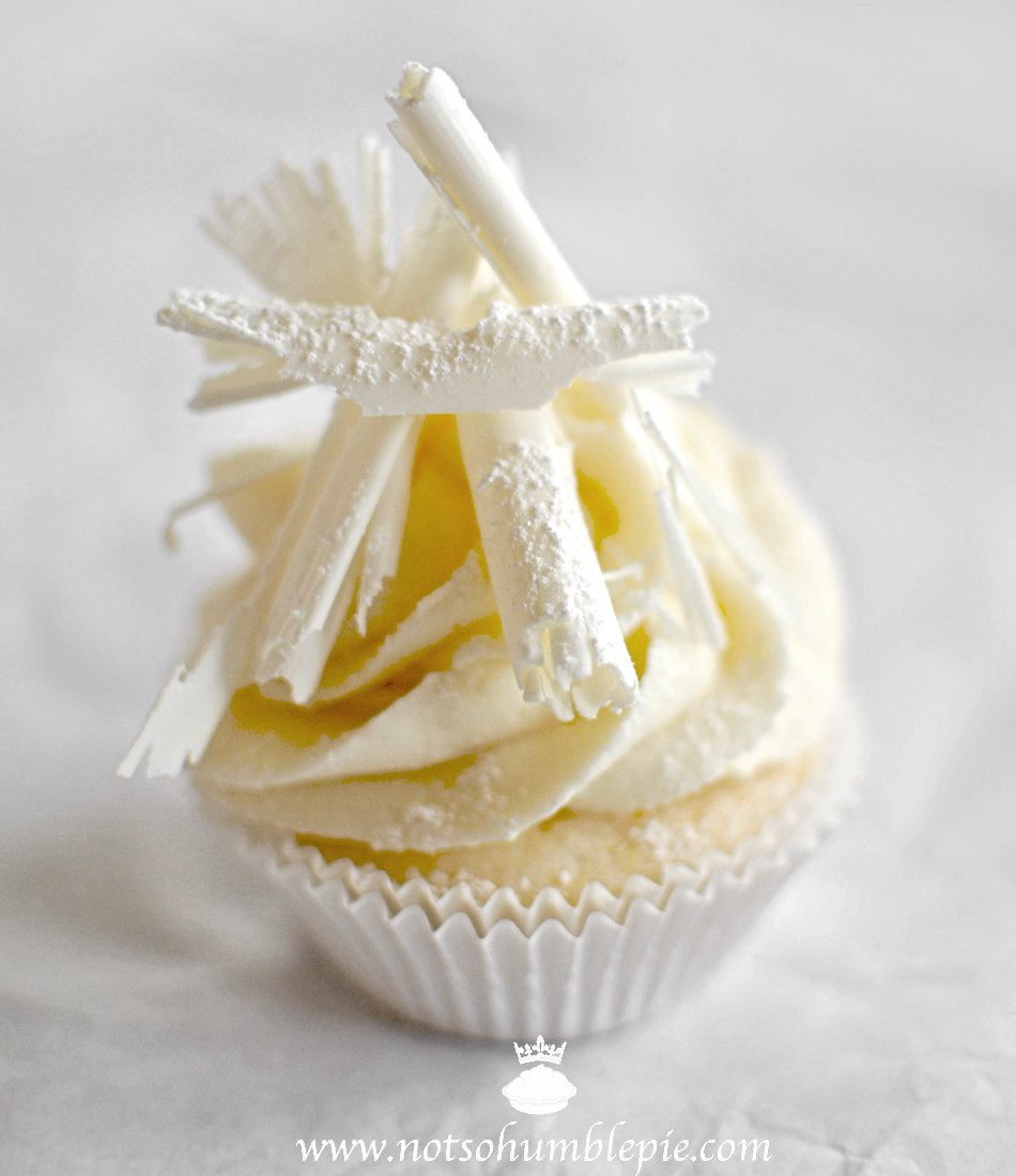 Recipe For White Cupcakes
