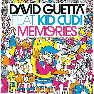 1135416 CD David Guetta Feat Kid Cudi – Memories Promo – CDM 2010 DJ