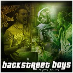 Cd Backstreet Boys - This Is Us (2009)