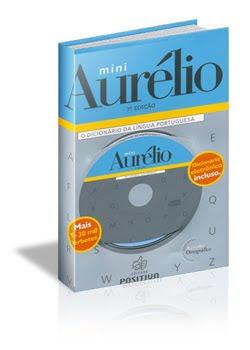 cc573 Mini Dicionário Aurélio 2009