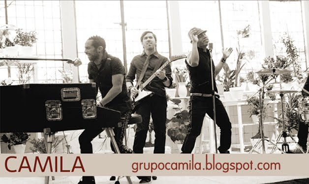 Blog del grupo Camila