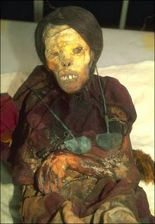 Mesoamerican Mummies