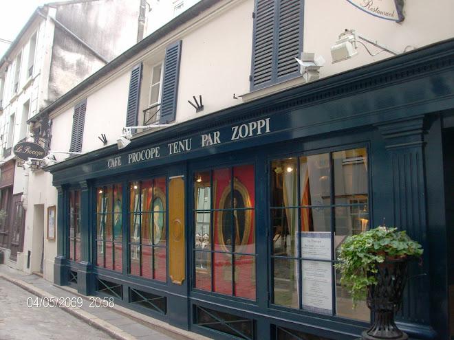 Chez Procope