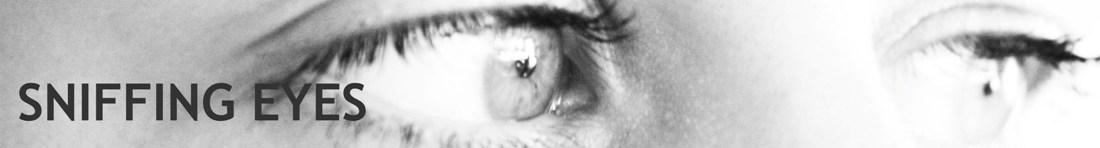sniffing eyes