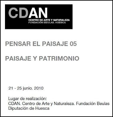 CDAN Paisaje