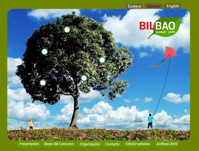 Bilbaojardin 2009 Proyectos Seleccionados