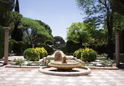 Viejos jardines nuevos parques