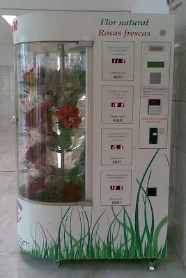 maquina flores