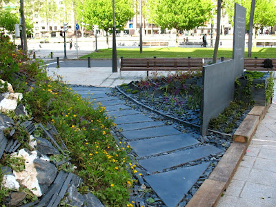 Segundo Premio Bilbao jardin