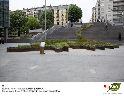 Diana Balmori jardin