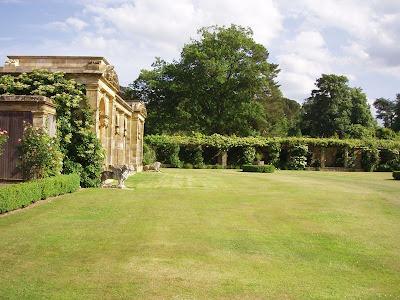 Jardines de Hever Castle