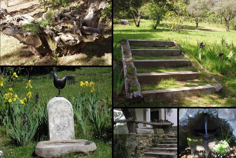 Los elementos de un jard n jardineria paisajista for Elementos de jardineria