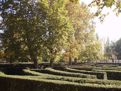 Jardin del Capricho Madrid