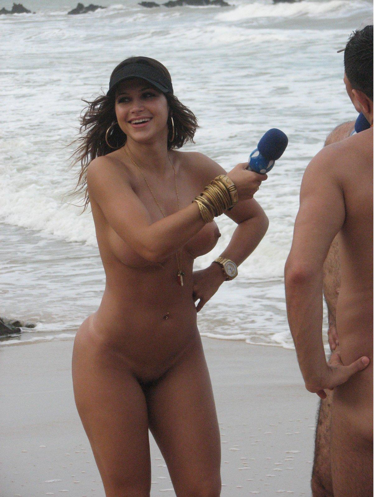 Nude Beach Reporter
