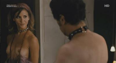 Oops Do Brasil A Atriz Global Fernanda De Freitas Ficou Nua No Filme