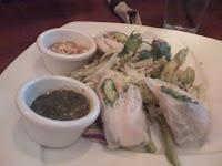 Viet Shrimp Spring rolls