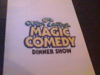 Long name for a fun dinner show