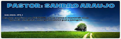 PASTOR SANDRO ARAUJO