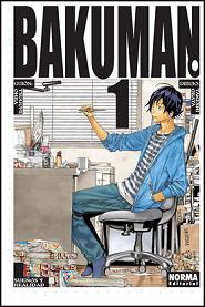 Bakuman #1