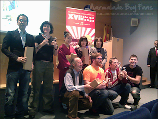Invitados al XVI Salón del Manga de Barcelona