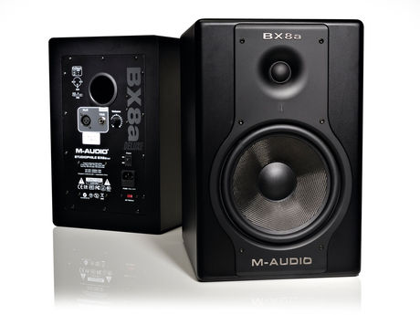 Active reference powered studio monitor reports 5 best for Yamaha hs80m specs
