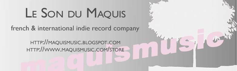 Le Son du Maquis blog - french indie record company