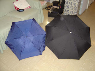 Comparison brolly