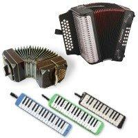 楽器事典 鍵盤のある楽器