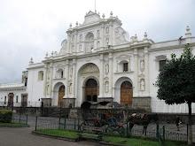 Catedral de Antigua Guatemala