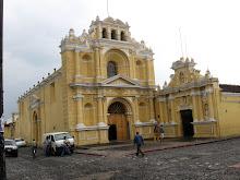 Capilla de las Obras Sociales Hno. Pedro Antigua Guatemala