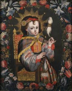 Virgen Tejedora