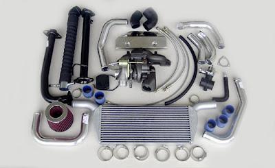 Mazda 3 1.6 ADM Turbo Kit